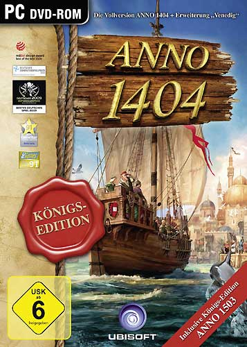 Anno-1404-Koenigsedition-Koenigs-Edition-PC-NEU-OVP