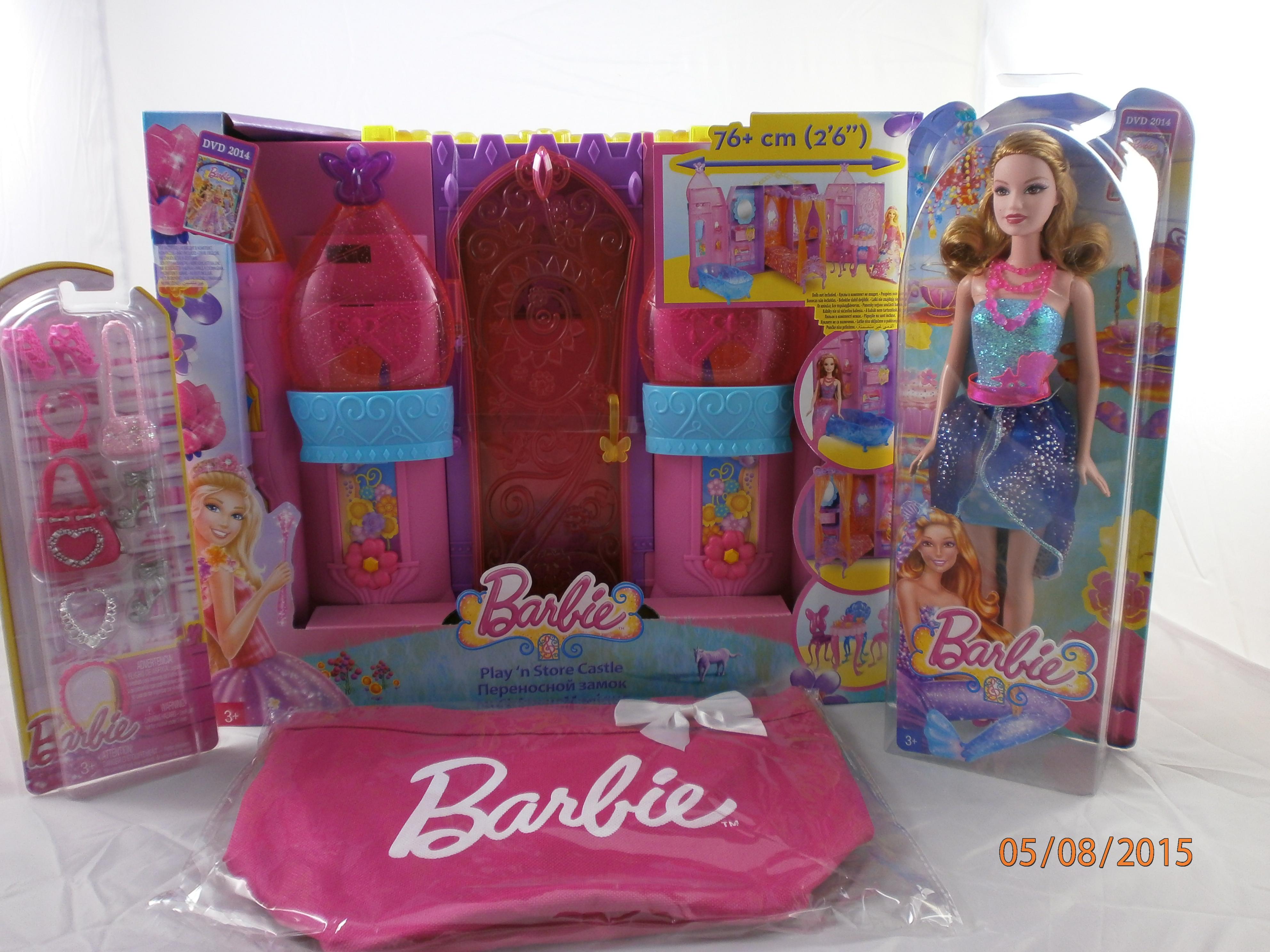 nur barbie spiele