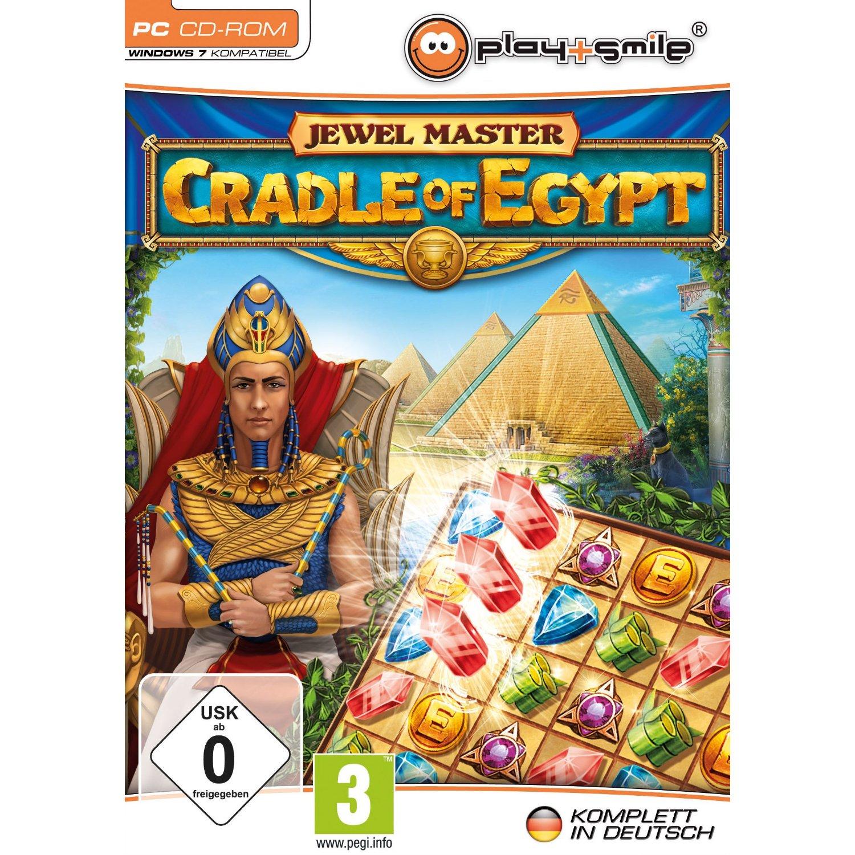 Details zu Jewel Master - Cradle of Egypt PC !!!!! NEU+OVP !!!!!