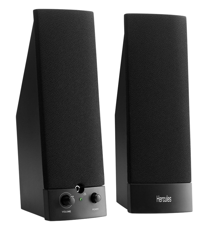 soundsystem hercules 2 0 10 schwarz pc neu ovp ebay. Black Bedroom Furniture Sets. Home Design Ideas
